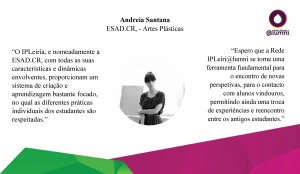 Andreia Santana (ESAD.CR)