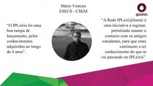 Mário Ventura - ESESCS