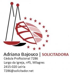 Solicitadora Adriana Bajouco
