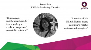 Teresa Leal (ESTM)