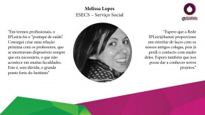mini Melissa Lopes (ESECS)