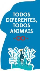 todos diferentes todos animais